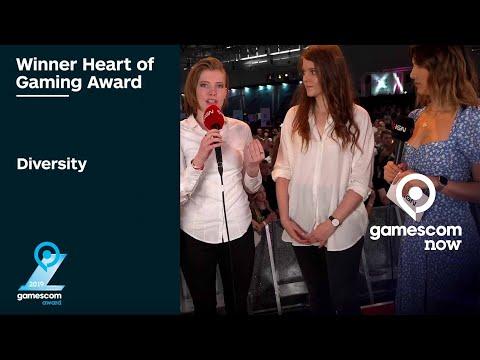 Sonderpreis der Jury: Heart of Gaming - gamescom awards