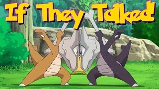 Togedemaru  - (Pokémon) - IF POKÉMON TALKED: Two Marowak from Two Different Regions Start a Fight!