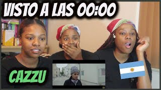 "Cazzu ""Visto A Las 00:00"" 