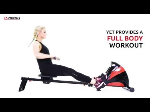 Viavito Rowing Machine Overview
