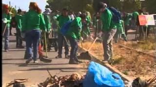 preview picture of video 'Prefeitura inicia operação de limpeza em Boa Vista'