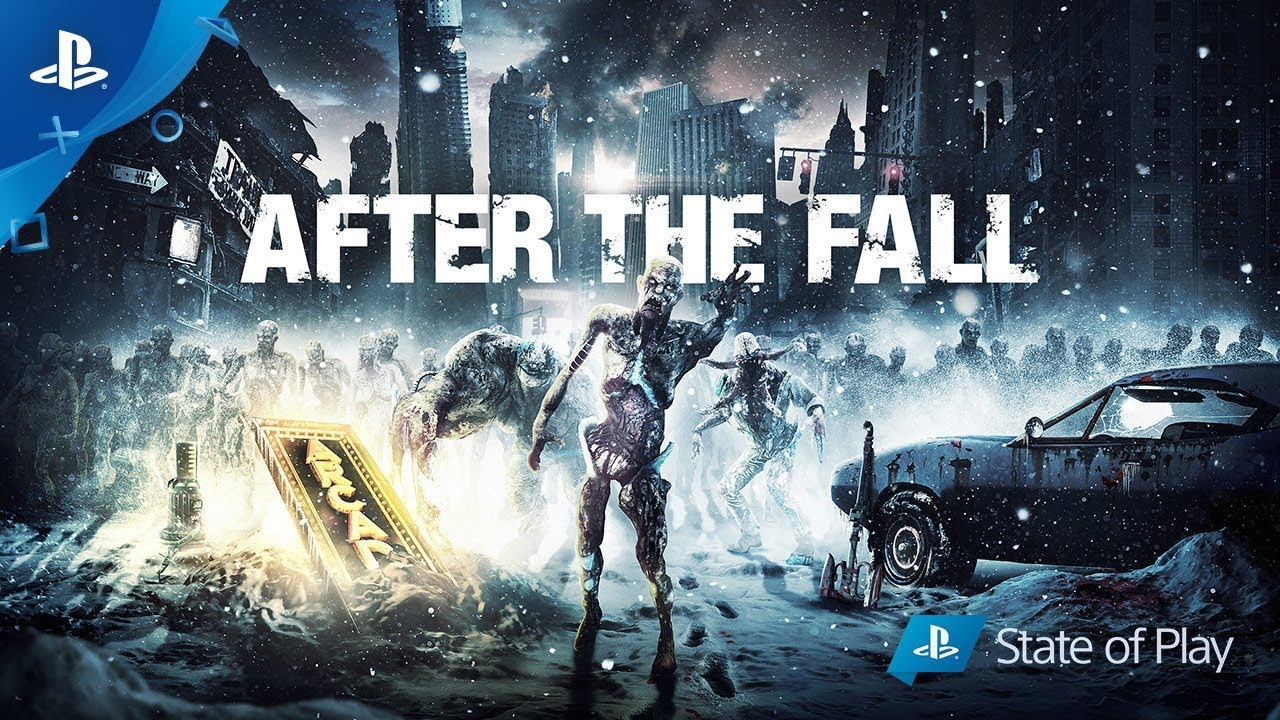 After The Fall Hits PS4 Next Year, From the Creators of Arizona Sunshine