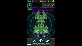 Space Arena - DeNemesis 03 - Building a Therion and give it a test
