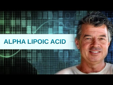 Alpha-Lipoic Acid benefits & side effects