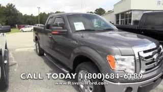 2009 Ford F-150 XLT SuperCab Certified Review Charleston Car Videos * For Sale @ Ravenel Ford SC