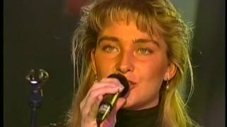 Ace of Base in their first TV broadcast ever..?