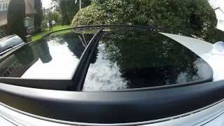 BMW Sunroof, Moonroof, Panoramic sunroof problems, Roof won