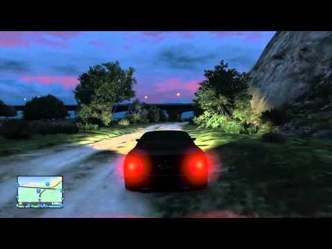 Играем в GTA Online #9 - Кража.