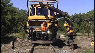 Railvac Crossing Rehabilitation