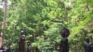 【9月10日】世界遺産高野山の風景