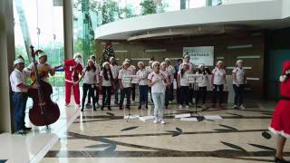 2016 Christmas Carols at HPE Cyberjaya - Jingle Bells