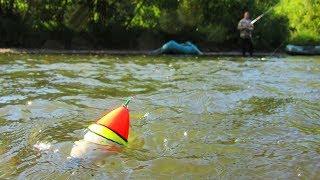 Рыбалка летом на хариуса в сибири