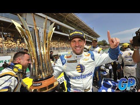 GP às 10: Título da Stock Car tinha mesmo que ficar com Daniel Serra