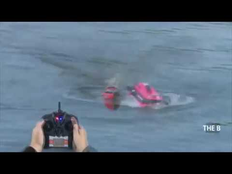 Wave Jumper RC Speed Boat