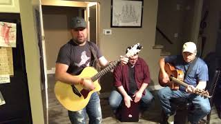 Cover of Brown Eyed Girl by Darryl Anderson and Rivers Edge