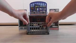 Playmobil 5421 game box police station