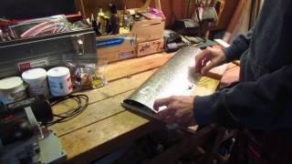 Depron/Foam Wing Bending/Baking Jig