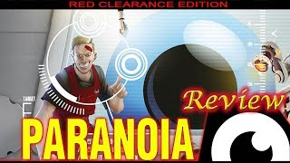 Paranoia: Red Clearance Edition -  RPG Review
