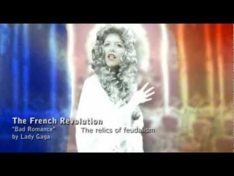 "The French Revolution (""Bad Romance"" By Lady Gaga)"