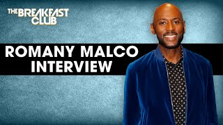 The Breakfast Club - Romany Malco Talks Movies That Heal, Evolution Of Tijuana Jackson Film + More