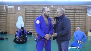 preview picture of video 'Aggiornamento istruttori Brazilian  Jiu Jitsu (Budokan Sorso)'