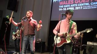 THE BOY LEAST LIKELY TO - I'm glad I hitched my apple wagon to your star (Live @WGP) (16-4-2017)
