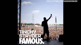 Tinchy Stryder - Famous (Instrumental) REMAKE
