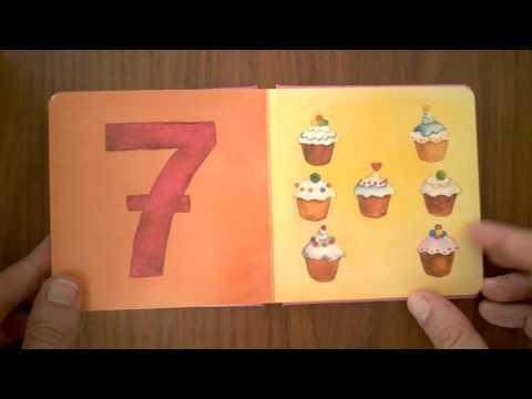 Die ersten Zahlen: Kinderbuch