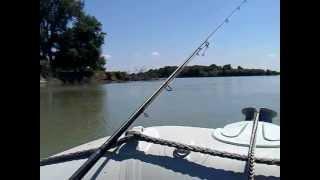 Рыбалка в городе славянска- на-кубани