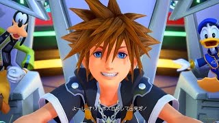 Kingdom Hearts 2.8 - Final Boss & Ending + Secret Scene (KH 0.2 BBS) ENG SUBS