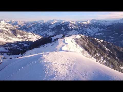 Ein Skitag im Großarltal in Ski amadé - Großarler Bergbahnen