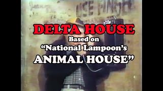 Delta House - Episode 13 - The Matriculation of Kent Dorfman (Animal House Spin-off/Sequel)