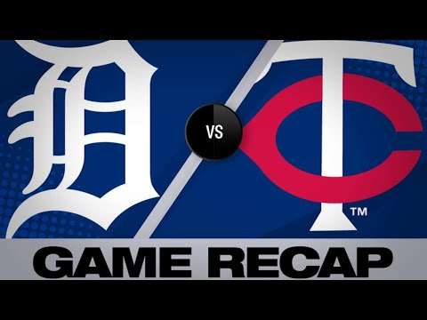 4/14/19: Cron, Rosario power Twins to 6-4 victory