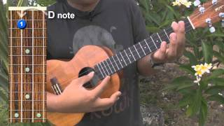 Uke Minutes 52 - Major Pentatonic Scales