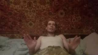 Андрей рассказывает про свои занятия Каратэ