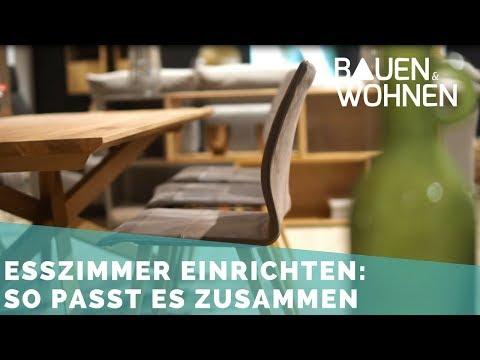 Gut kombiniert – Diese Tische und Stühle passen zusammen