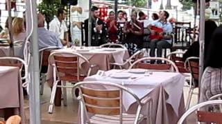 Cena con Flamenco en Pepe el Piloto Marbella