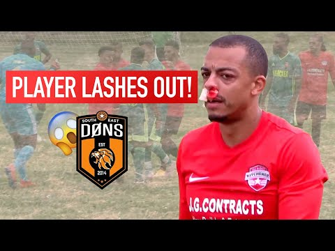 SE DONS vs KITCH! | Brotherhood's Sunday League Football | Kitchener FC