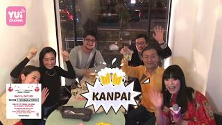 YUI CHANNEL VOL335 feat T ISHIHARA at Oriental Diner IGAO 19 WED 2019