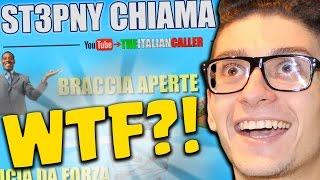 REAZIONE ALLO SCHERZO TELEFONICO DI ST3PNY!
