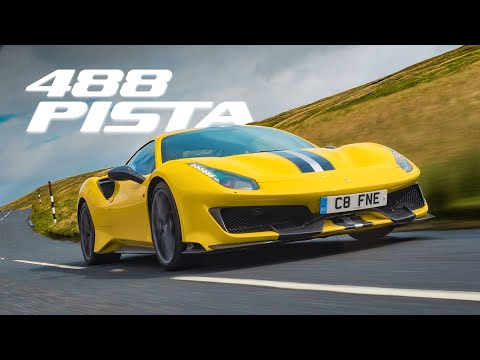 Ferrari 488 Pista: Road Review | Carfection 4K