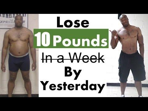 Perdere peso e grasso della pancia velocemente
