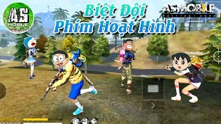 [Garena Free Fire] Doremon Phiên Bản Game | AS Mobile