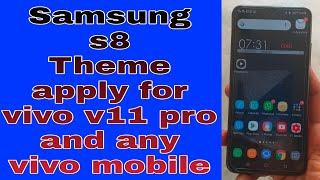 s8 theme for vivo - मुफ्त ऑनलाइन वीडियो