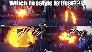 Naruto To Boruto Shinobi Striker All Fire Style Jutsu Test/Breakdown!