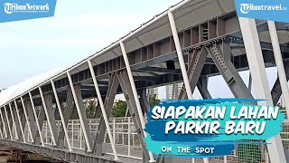 Pemprov DKI Jakarta Siapkan Lahan Parkiran Baru RPTRA Kalijodo, Sudah Masuk Proses Finishing