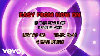 Terri Clark - Easy From Now On (Karaoke)