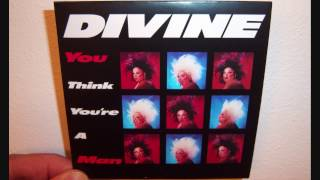 Divine - Give it up (1984)