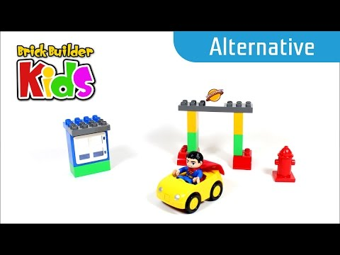 Vidéo LEGO Duplo 10543 : Le sauvetage de Superman