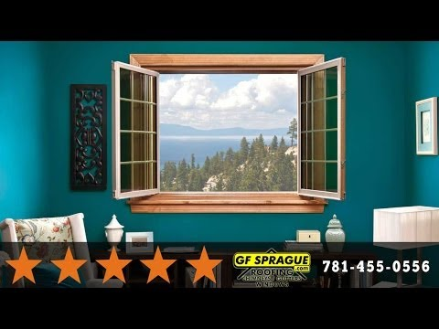 G.F. Sprague & Co. Inc.is Wellesley Hills Ma's replacement window contractor. Whether you have aluminum windows, or vinyl windows, we have the replacement window solution for you. All of our work is backed up with a 40 year handiwork service warranty. You have confidence with GF Sprague with all your work for replacement windows. G.F. Sprague has actually been around given that 1969 and has more than 10,000 satisfied customers.